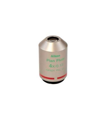 Nikon CFI plan Fluor PH 4x