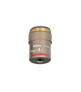 Nikon CFI Plan Achro 4x