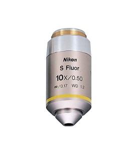 Nikon CFI Super Fluor 10x