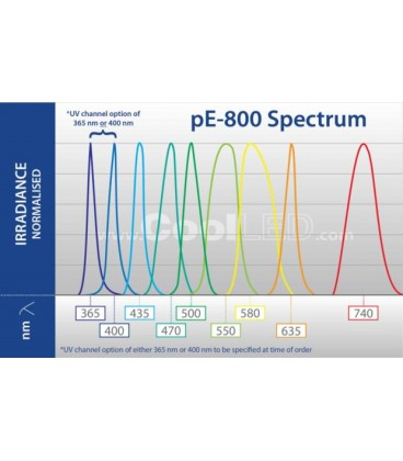 CoolLed PE-800