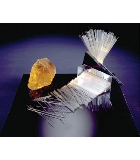 Capillaires verre borosilicate