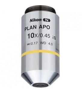 Nikon CFI Plan Apo Lambda S 10x