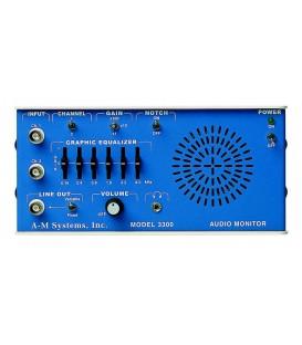 Moniteur audio MODEL 3300