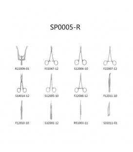 RWD SP0005-R - Kit Instruments